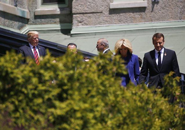 Le sommet du G7 au Canada