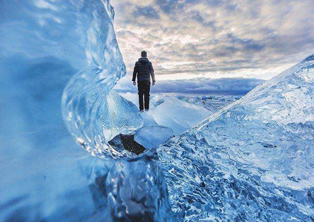Un glacier (image d'illustration)