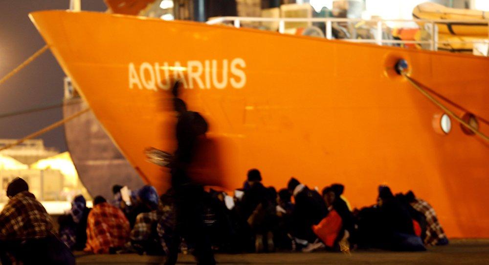 L'Aquarius