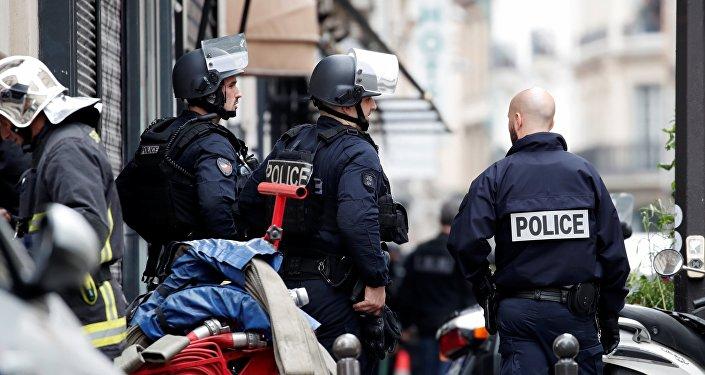 Prise d'otages à Paris