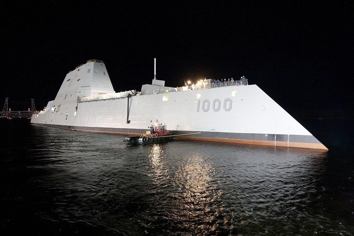 USS Zumwalt (DDG-1000)