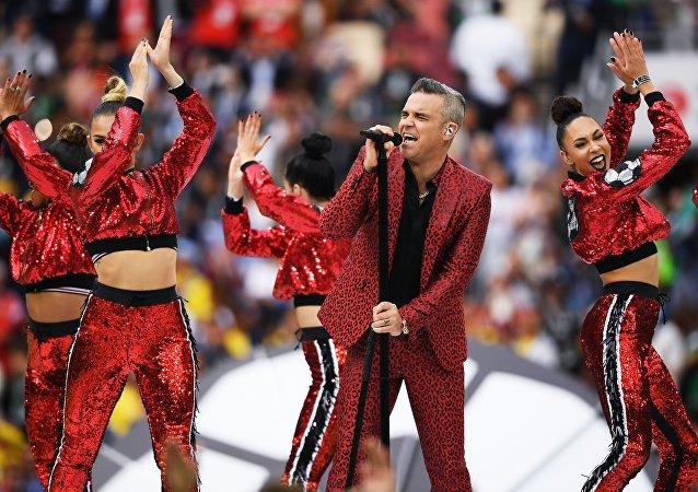 ouverture de la Coupe du monde 2018