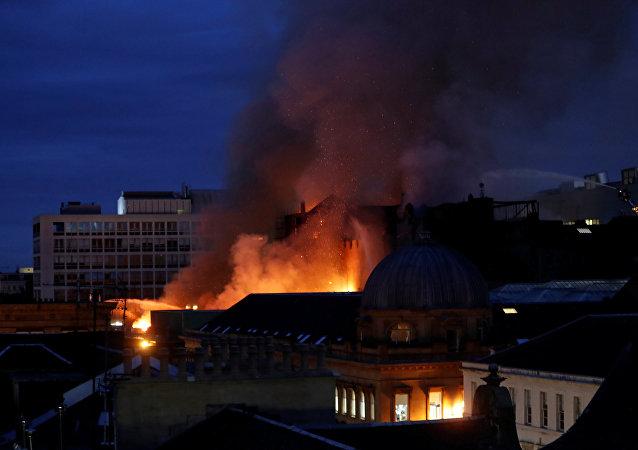 La Glasgow School of Art