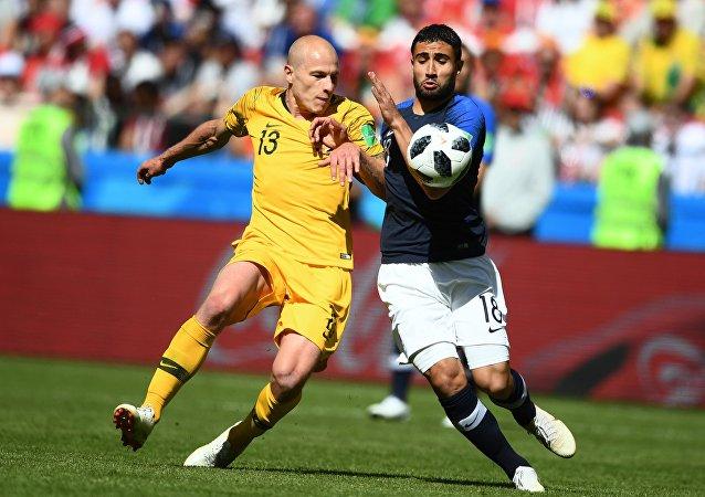 Match France - Australie