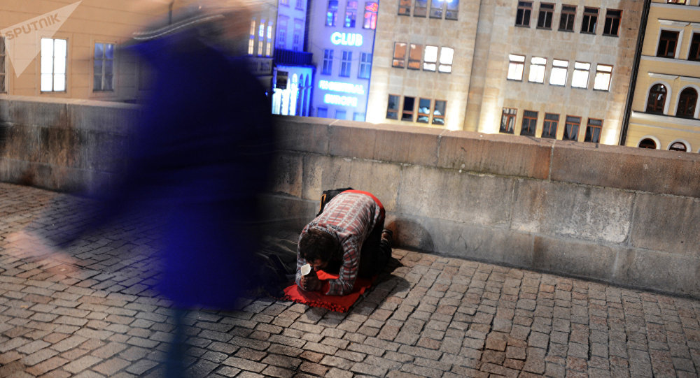 Suède: un permis spécial pour mendier - LINFO.re - Monde, Europe