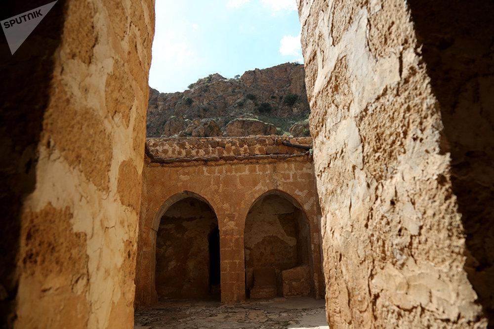 «Deuxième Jérusalem» pour les Assyriens: le monastère Mor Evgin à Mardin, en Turquie