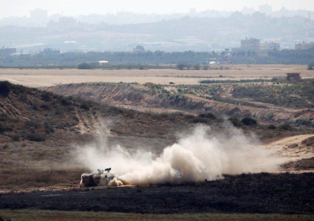 bande de Gaza, image d'illustration