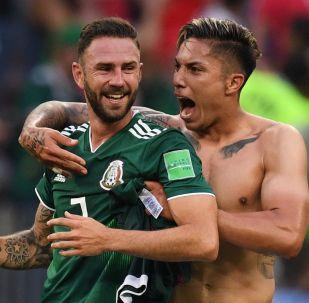 Les meilleurs moments du match Mexique-Allemagne