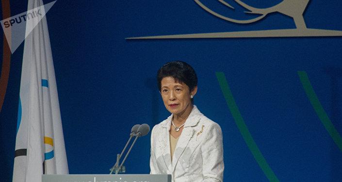 La Princesse Japonaise Takamado