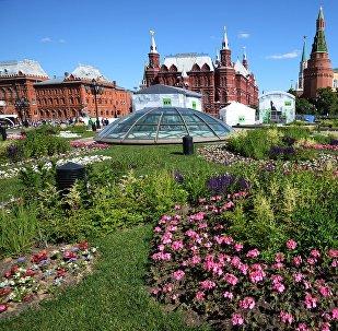 Moscou lors du Mondial