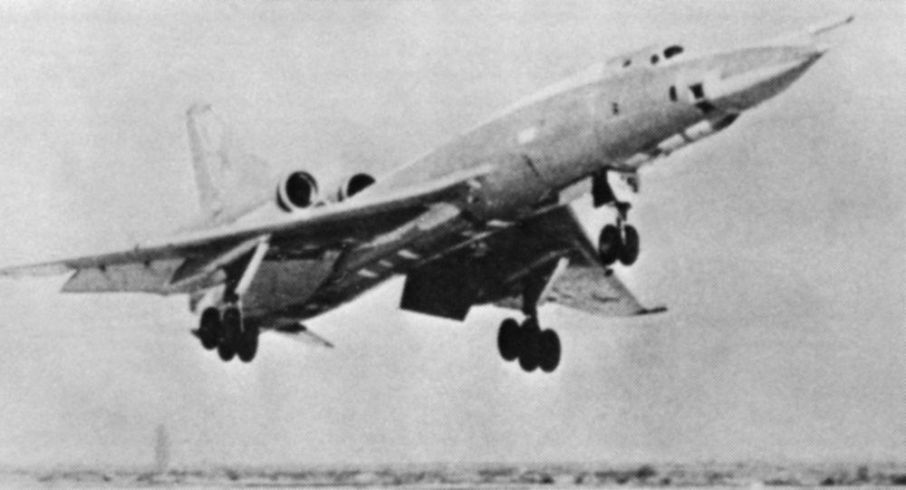 Tu-22 soviétique