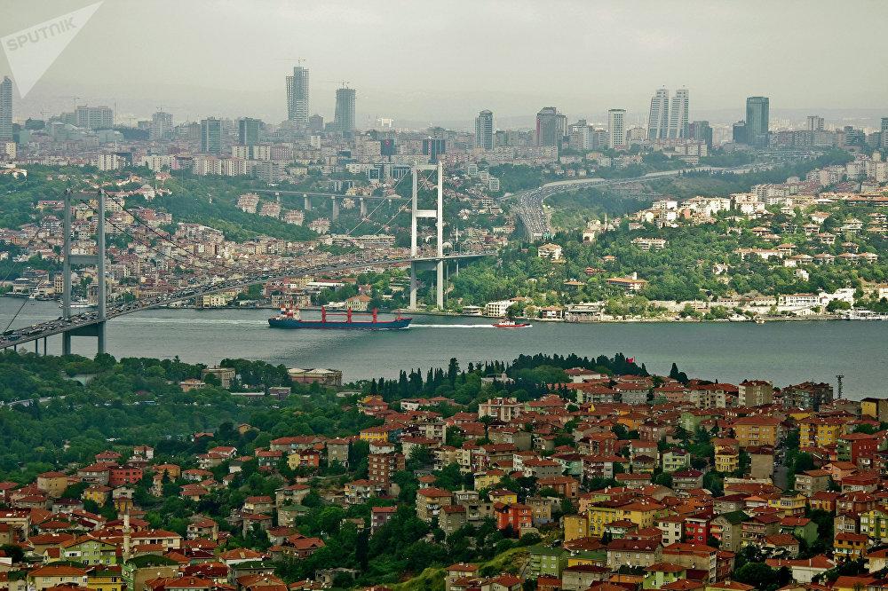 Le Canal Istanbul doit décongestionner le Bosphore