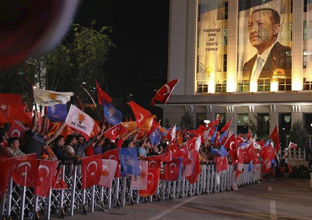 Élections en Turquie et «fête de la démocratie»: Erdogan, de Reïs à Sultan