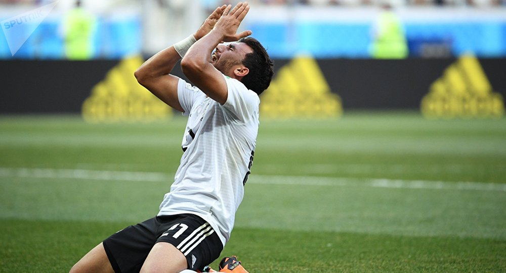 Coupe du monde 2018 Match Arabie Saoudite - Egypte