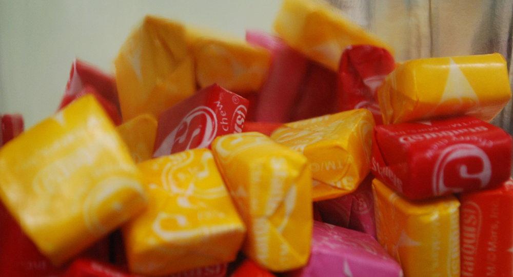 Des bonbons. Image d'illustration