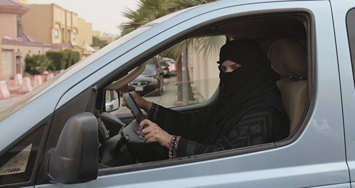 Femmes au volant en Arabie saoudite