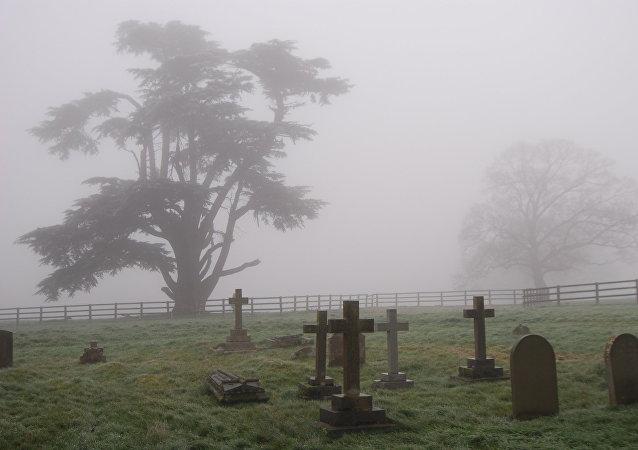 Friedhof (Symbolbild)