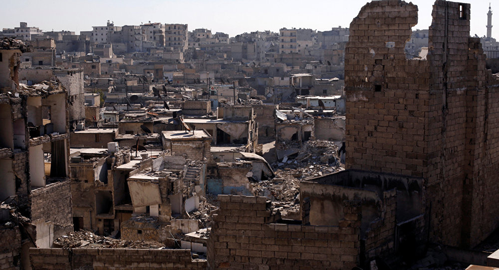 Alep (image d'archive)