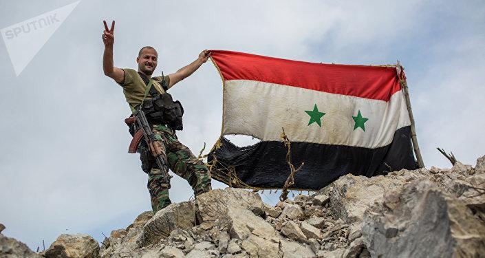 Un soldat syrien (archives)