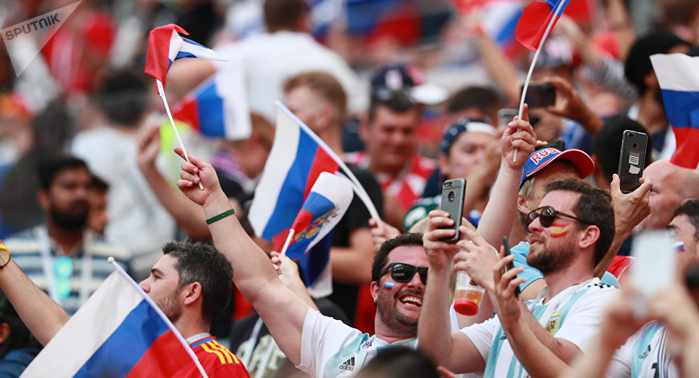 supporteurs russes