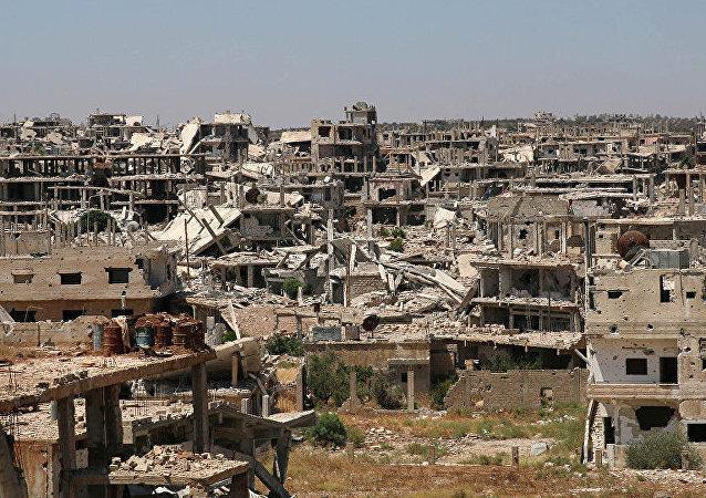 Deraa (image d'archive)