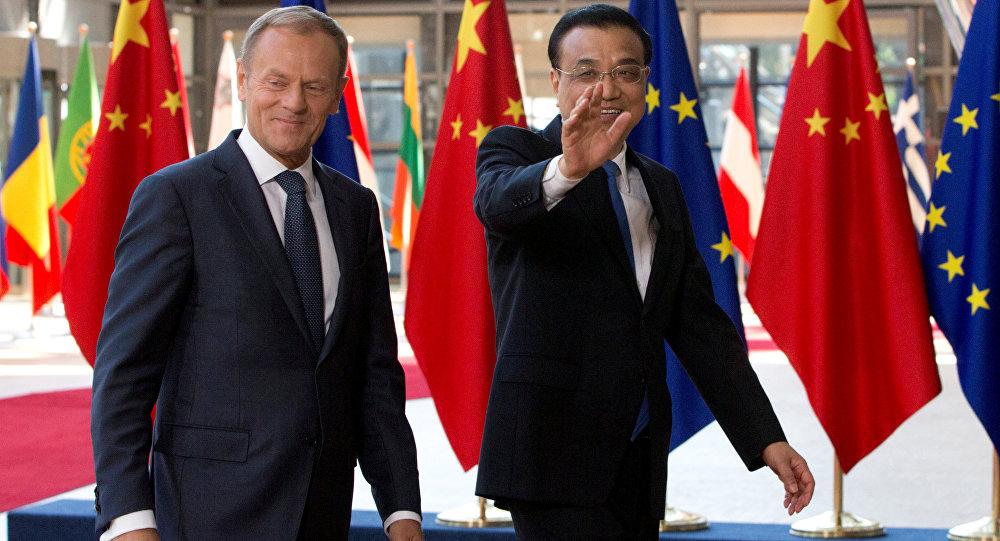 L'UE et la Chine