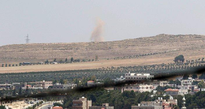Syrie: l'armée atteint la frontière avec la Jordanie et rétablit le contrôle d'un tronçon