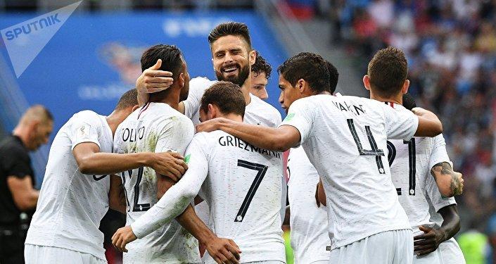 Coupe du monde 2018 Uruguay - France