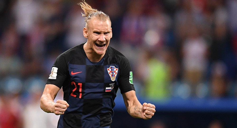 La FIFA colle un avertissement à Vida — Croatie