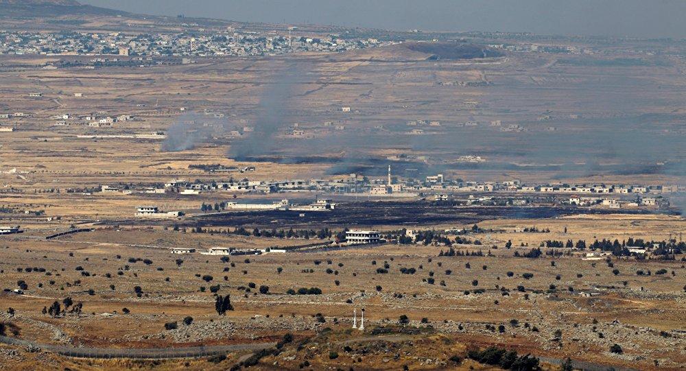 Le Golan occupé
