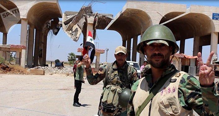 Province syrienne de Deraa (image d'illustration)