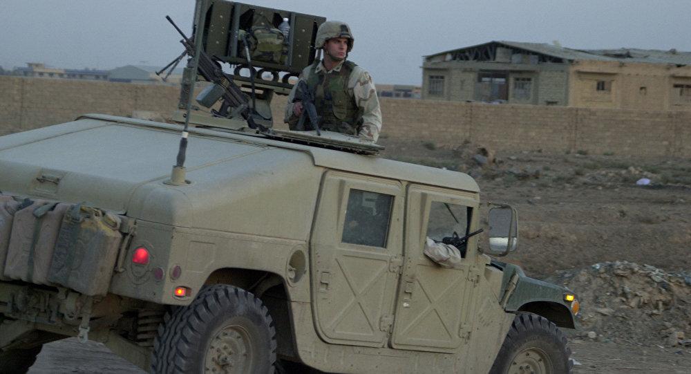 Un Humvee