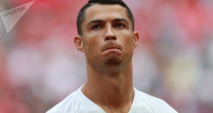 Cristiano Ronaldo au Mondial 2018
