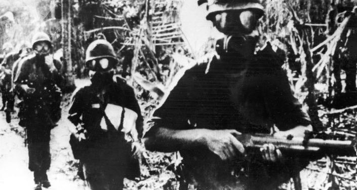 «C'est un enfer»: comment le Vietnam a subi les attaques chimiques des États-Unis