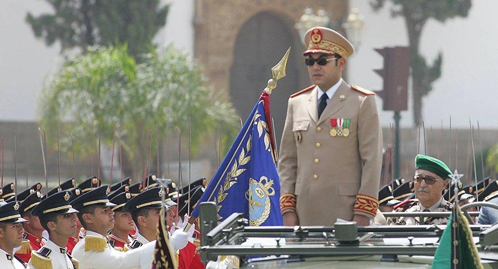 Mohammed VI. Photo d'archive