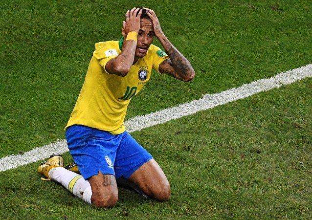 Neymar au Mondial 2018