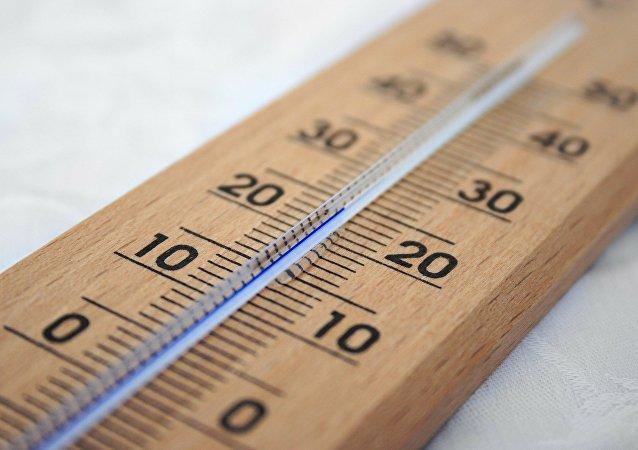 Un thermomètre