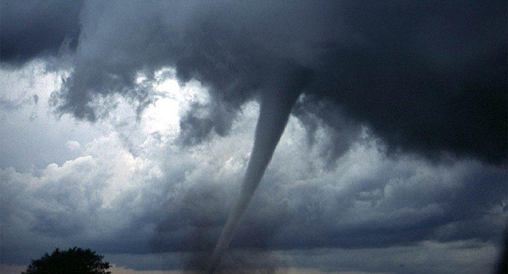Une tornade