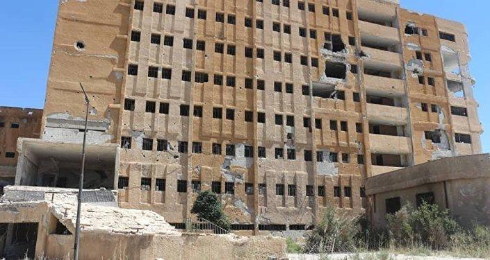 De nombreux sites au sud-est de la ville de Deraa, à la frontière jordano-syrienne, depuis longtemps contrôlés par les radicaux, ont été libérés par l'armée syrienne.