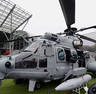 Airbus Helicopters H225M