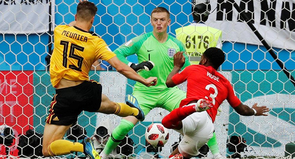 Belgique - Angleterre : le meilleur des tweets de la rencontre !
