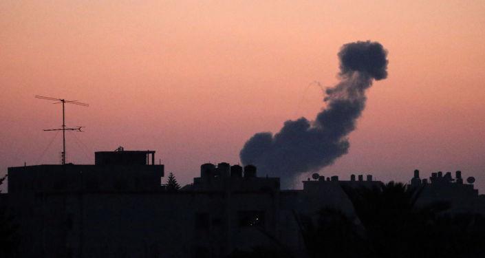 Le Hamas annonce un cessez-le-feu avec Israël — Gaza