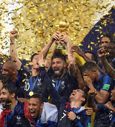 La France bat la Croatie en finale du Mondial