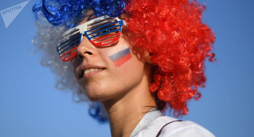 Fans lors de la Coupe du Monde