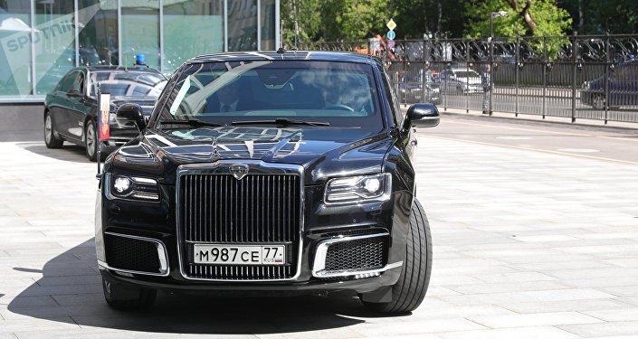 Kortezh limousine
