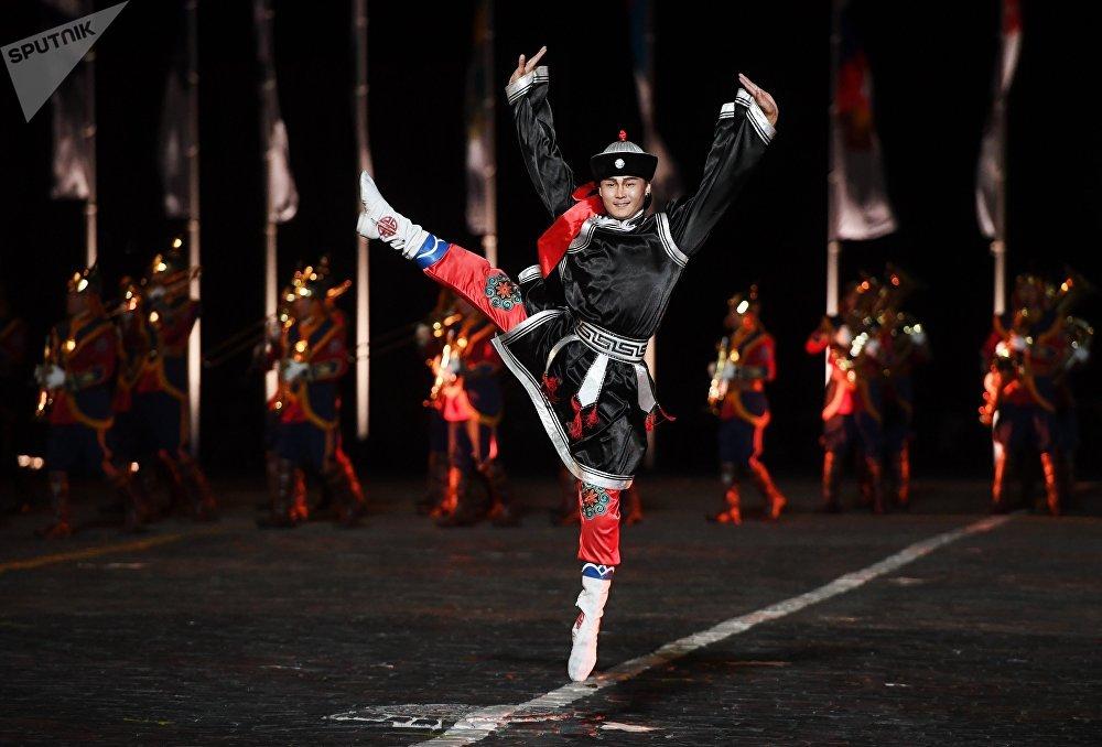 Bataillon spécial de la garde d'honneur de Mongolie