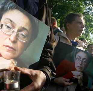 Assassinat d'Anna Politkovskaïa