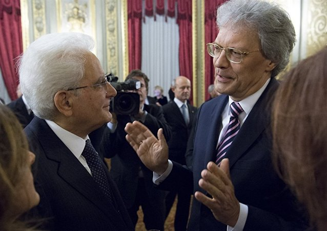 . Sergueï Razov, ambassadeur de Russie en Italie