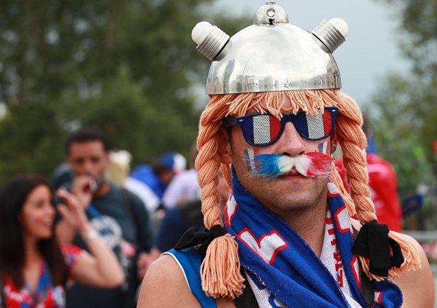 Un fan français