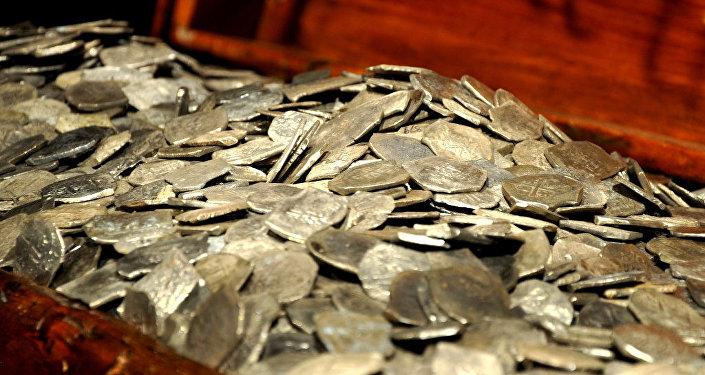 Pièces d'or du Whydah Gally